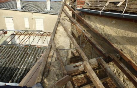 Rénovation couverture