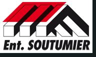 Charpente couverture Soutumier Logo