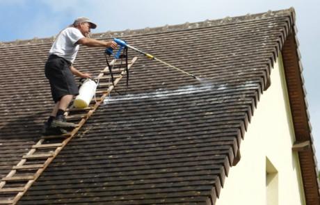 traitement du toit